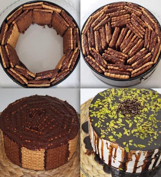 Бисквитена торта-мечта
